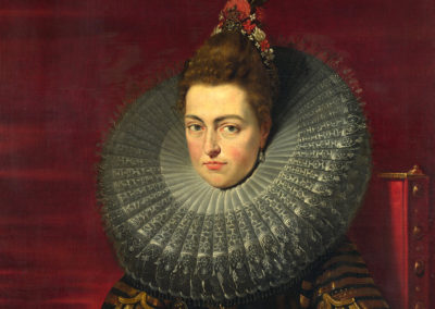1615 – Peter Paul Rubens, Portrait of Isabella Clara Eugenia, Governess of Southern Netherlands